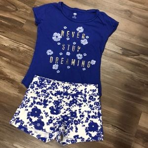 Girls Old Navy outfit
